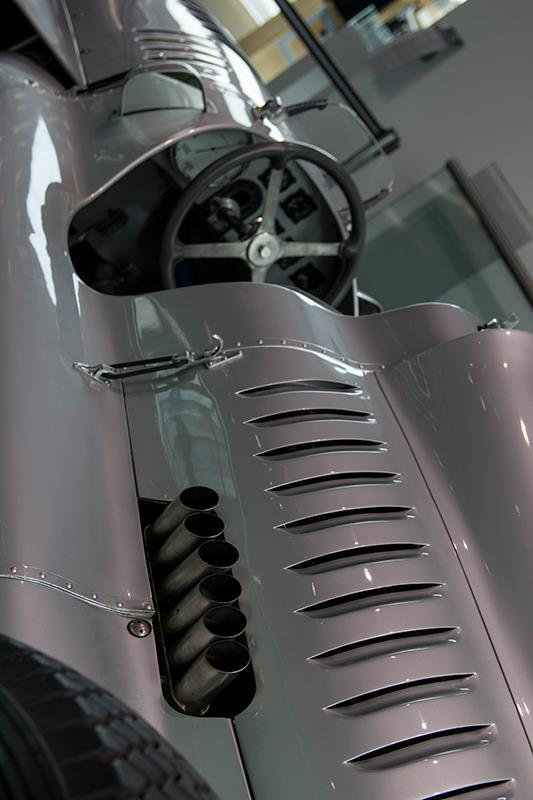 Auto Union Grand-Prix-Rennwagen Typ D 1938-1939 グランプリ・レーシングカー アウトウニオン・タイプ
