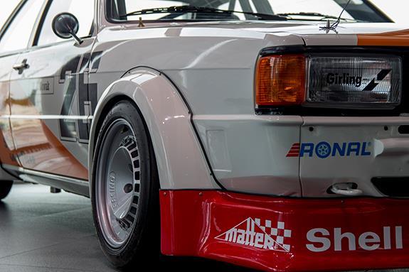 Audi 80 Tourenwagen-Europameister Gruppe 2 1980 アウディ