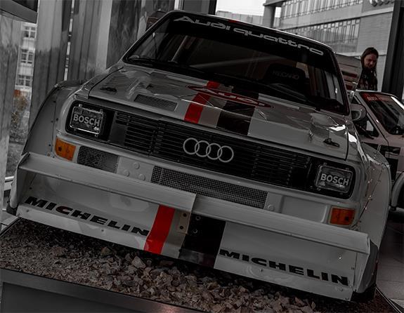 Audi Sport quattro S1 Pikes Peak アウディ・スポーツ・クワトロS1 パイクスピーク