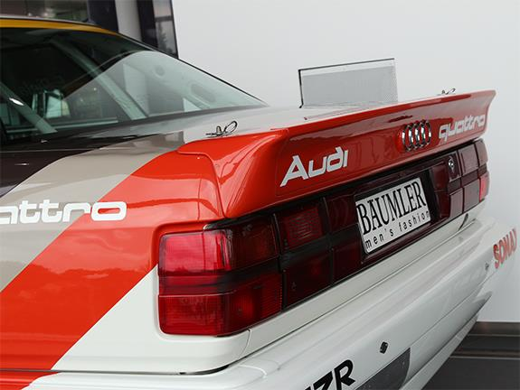 Audi V8 quattro DTM 1991 アウディ クワトロ