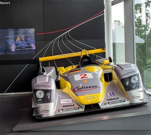 Infenion Audi R8 ALMS 2002 アウディ・インフェニオン・R8・ALMS
