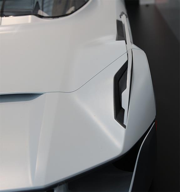 Audi PIONIER concept by Roman Moor アウディ・パイオニア ロマン・ムーア