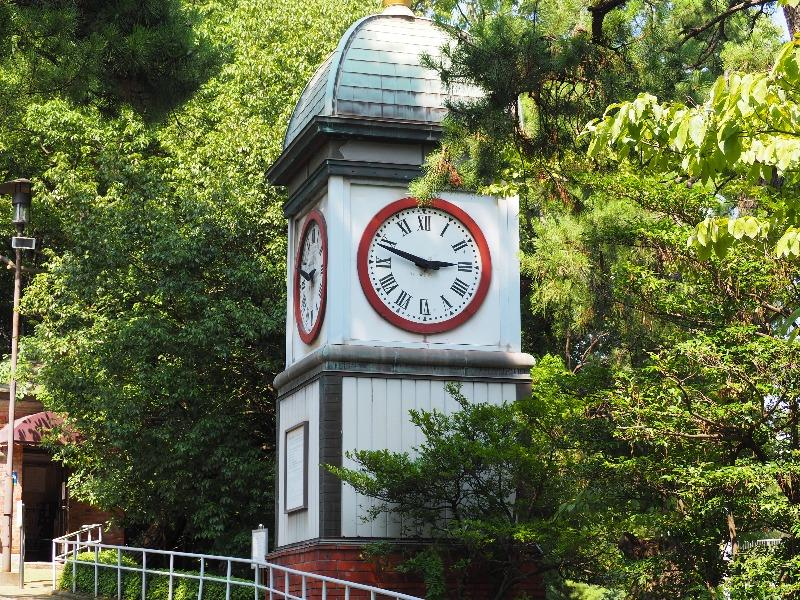 入船山記念館 旧呉海軍工廠塔時計