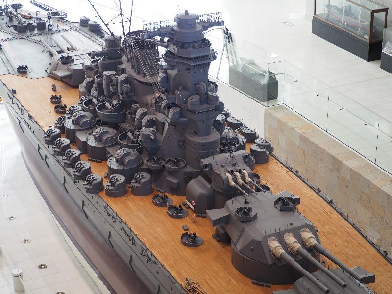 大和ミュージアム 1/10 戦艦「大和」