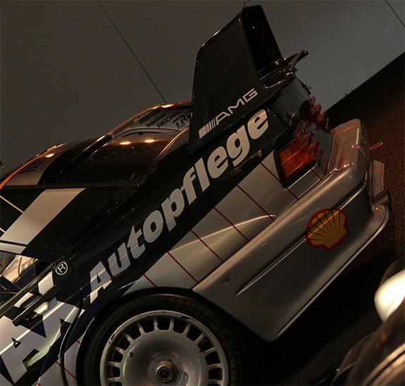 AMG-Mercedes 190E 2.5-16 Evolution2 DTM-Tourenwagen 1992 メルセデス エヴォ2