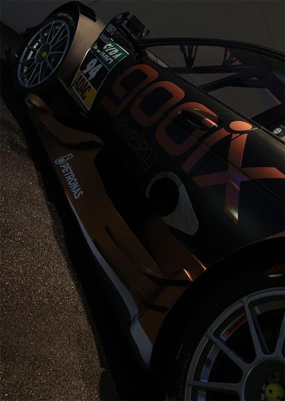 Mercedes-AMG C63 DTM 2015 メルセデス