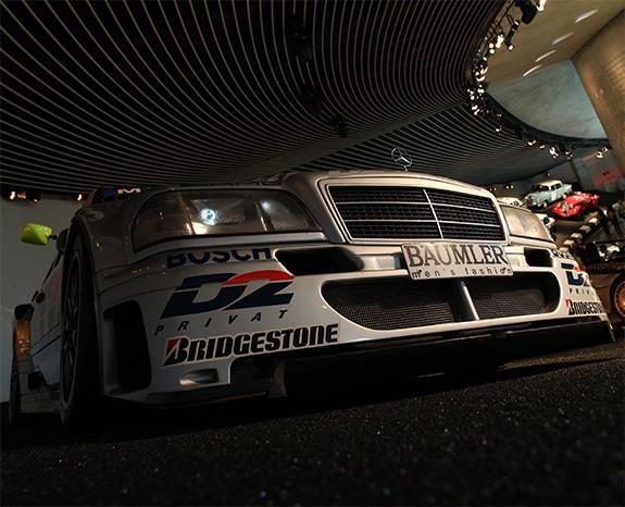 AMG-Mercedes C-Klasse DTM 1995 メルセデス Cクラス