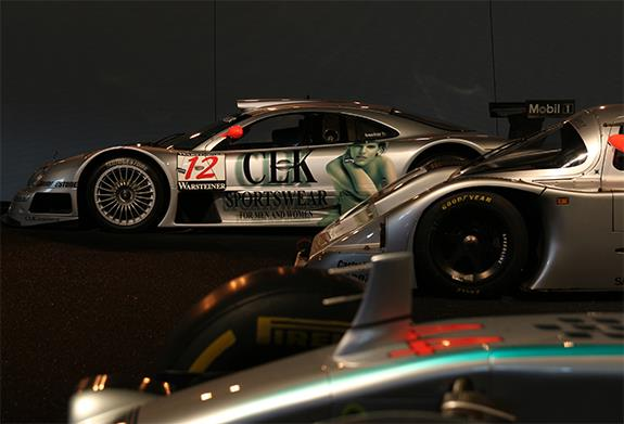 Mercedes-Benz CLK-GTR GT1 1997 メルセデス・ベンツ FIA-GT