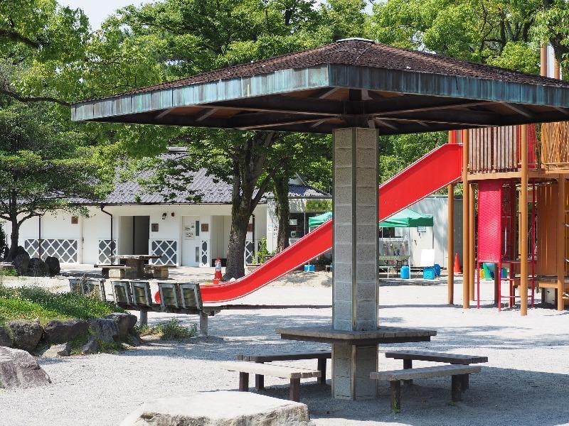 大垣公園 休憩所