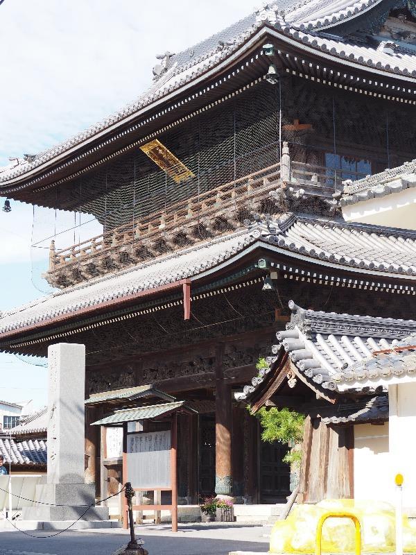 長浜 大通寺(あせび寺)