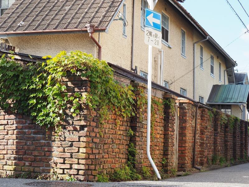 近江八幡 池田町洋風住宅街(ヴォーリズ建築群)ダブルハウス