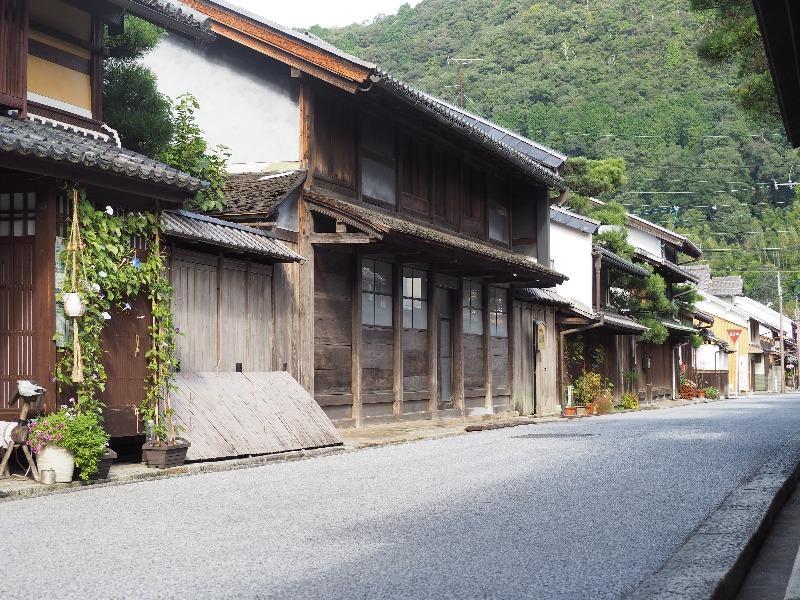 近江八幡 市立資料館 旧西川家住宅