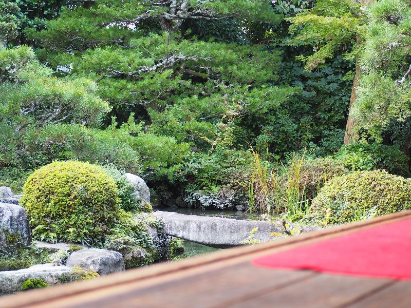 穴太寺 円応院 庭園