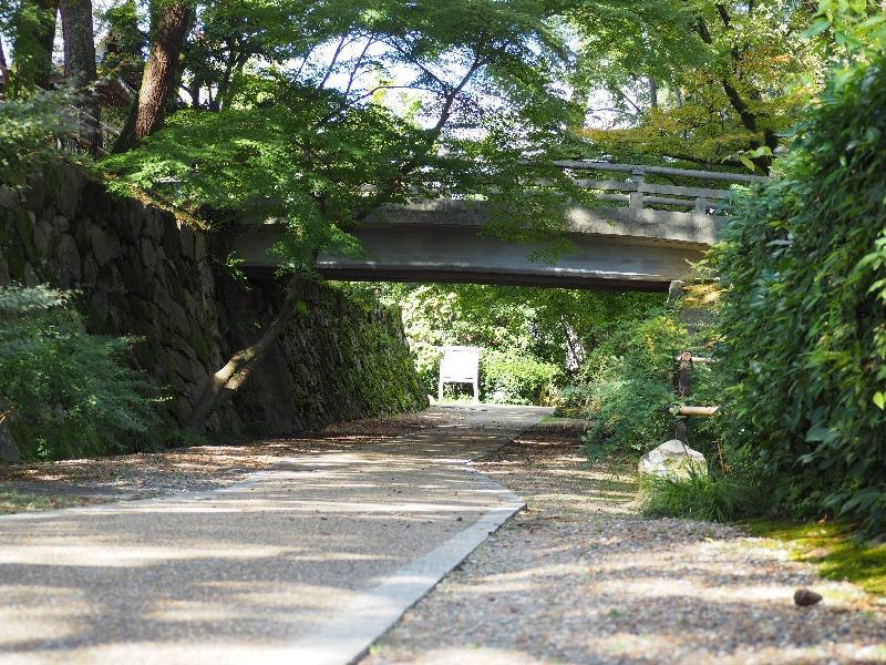 亀岡 亀山城址