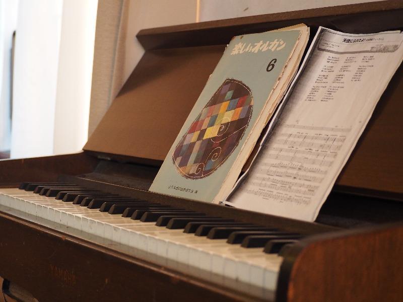 豊郷小学校  旧校舎群 音楽準備室