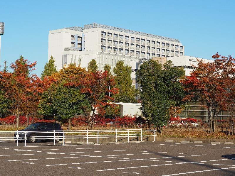 大垣市総合体育館……からソフトピアジャパン ワークショップ24