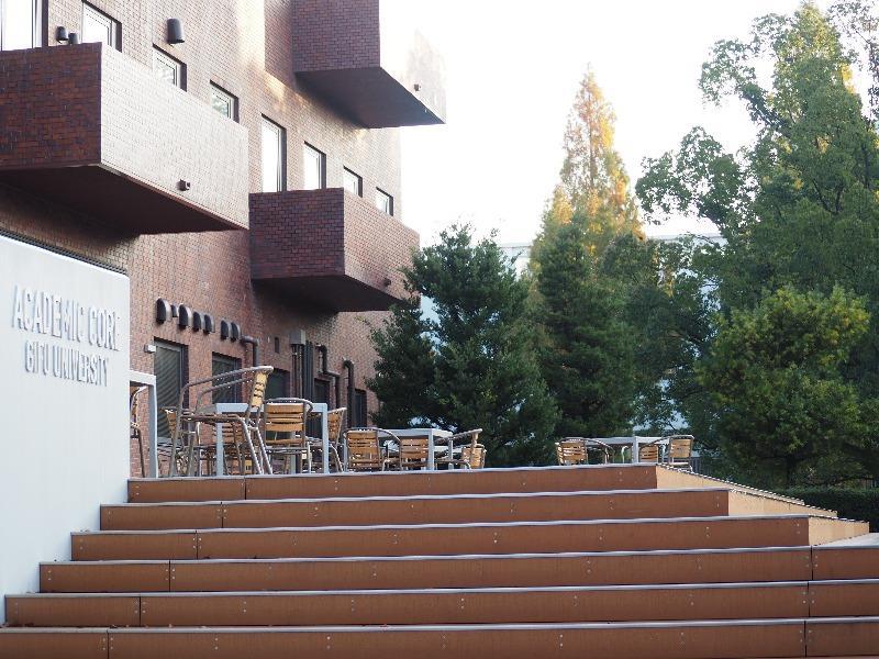岐阜大学 図書館……から工学部のメタセコイア
