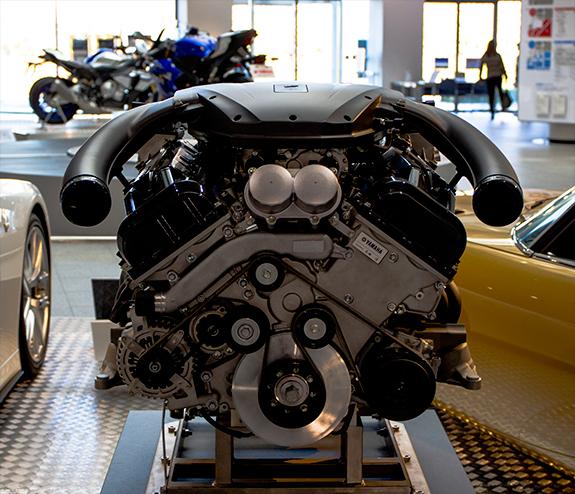 LEXUS レクサス LFA エンジン YAMAHA ヤマハ 1LR-GUE