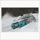 愛車と雪の風景写真を投稿してください!