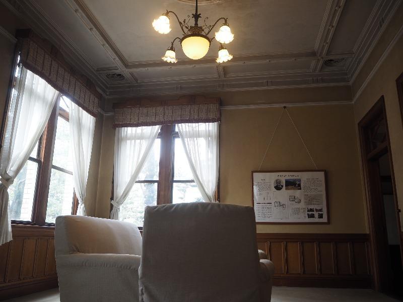 旧豊田佐助邸 1階 洋間