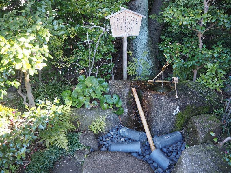 徳川園 水琴窟