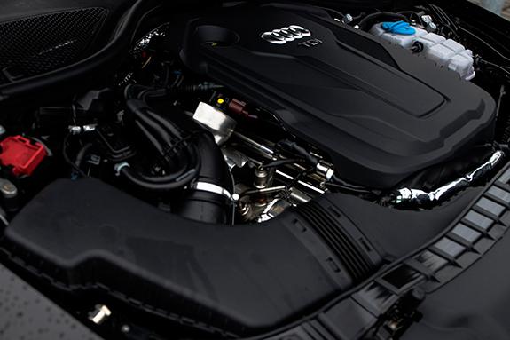 Audi A6 C7/4G Avant TDI ultla140 S tronic アウディ A6アバント 0588/AYU Engine エンジン