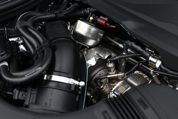 Audi A6 C7/4G Avant TDI ultla140 S tronic アウディ A6アバント 0588/AYU Engine エンジン turbocharger ターボチャージャー