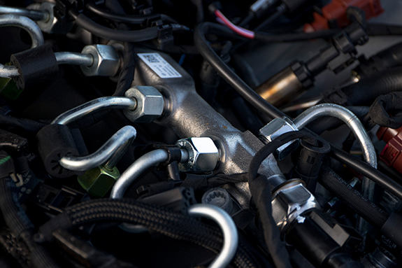 Audi A6 C7/4G Avant TDI ultla140 S tronic アウディ A6アバント 0588/AYU Engine エンジン コモンレール