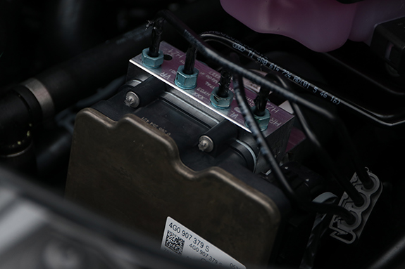 Audi A6 C7/4G Avant TDI ultla140 S tronic アウディ A6アバント ABS