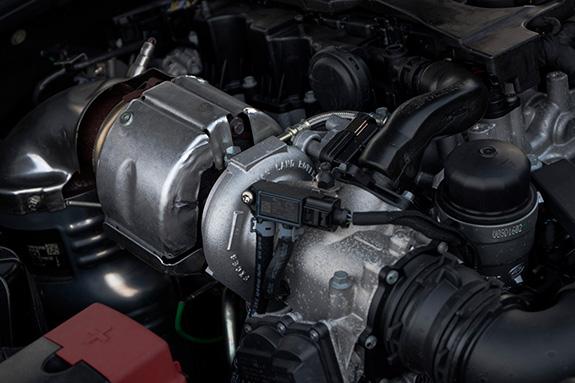 JAGUAR F-PACE (X761) 20d AWD ジャガー Fペース 204DT 2Lディーゼルターボ エンジン Turbocharger