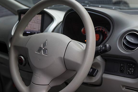 Mitsubishi i (三菱アイ) Turbo HA1W