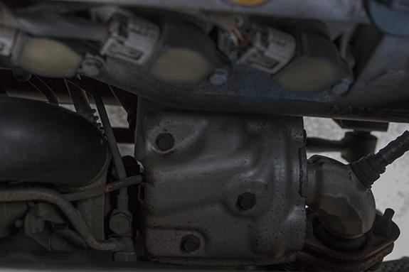 Mitsubishi i (三菱アイ) Turbo HA1W  3B20 エンジン MHI 三菱重工業 TD02M ターボチャージャー