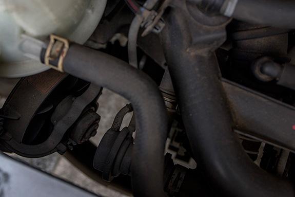 Mitsubishi i (三菱アイ) Turbo HA1W  3B20 エンジン