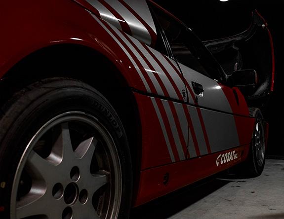 フォード Ford RS200