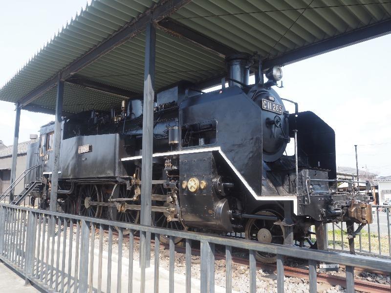 半田駅 SL・鉄道資料館 CC11265 蒸気機関車