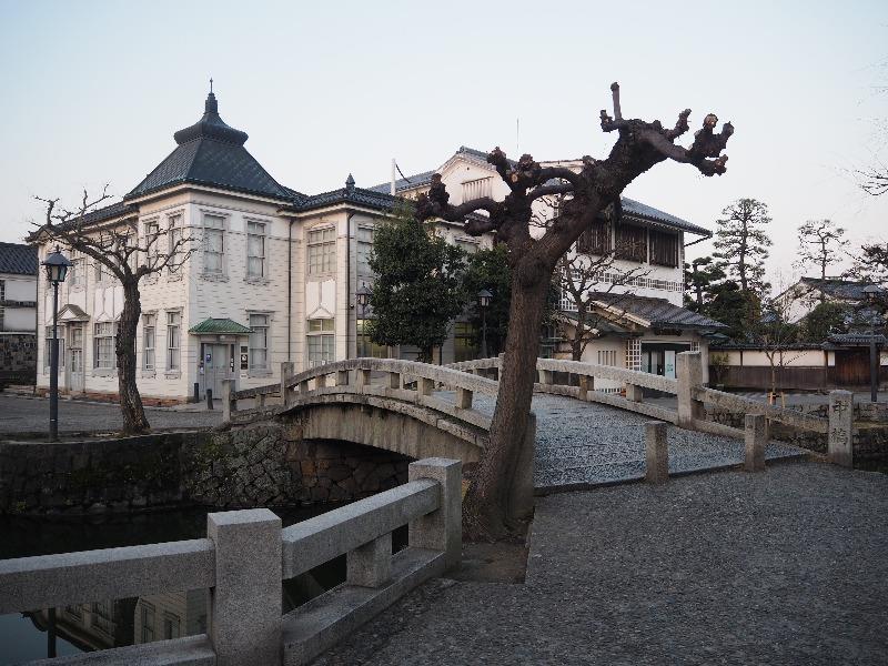 美観地区 倉敷館
