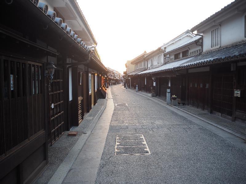 美観地区 本町通り(1)