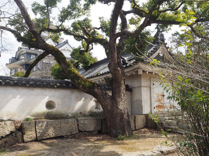岡山城 小納戸櫓