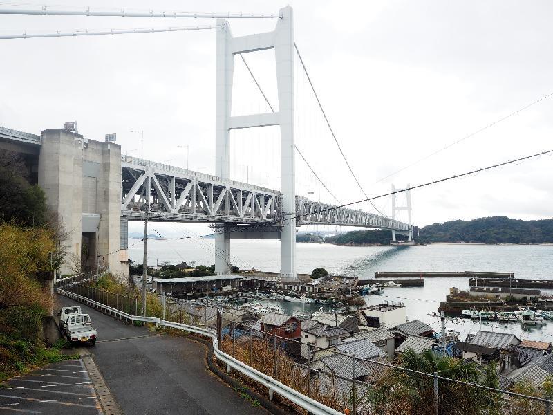 田土浦坐神社 瀬戸大橋