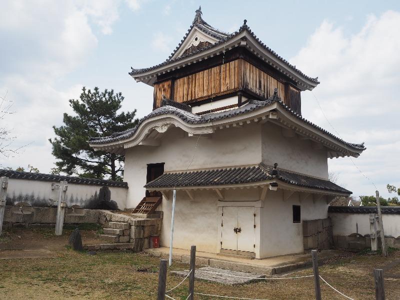 岡山城 月見櫓