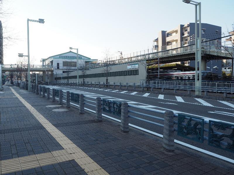 名鉄 有松駅