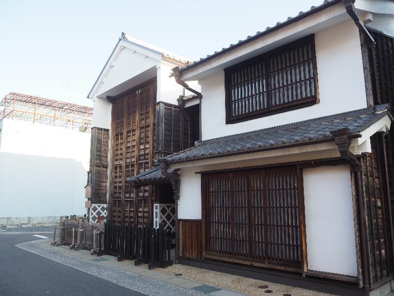 有松 唐子車(中町)の山車庫