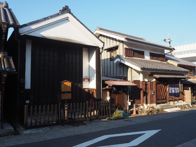 有松 神功皇后車(西町)の山車庫