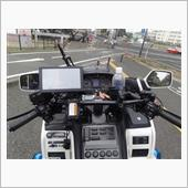 """""""白バイ""""の愛車アルバム"""