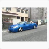 """""""米国トヨタ ソラーラ""""の愛車アルバム"""