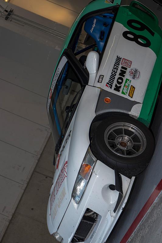 烈ビート 鈴鹿フルコース ホンダ ビート Honda Beat オートマック NANYARA AUTO 89号車