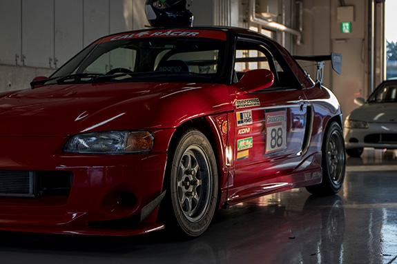 烈ビート 鈴鹿フルコース ホンダ ビート Honda Beat