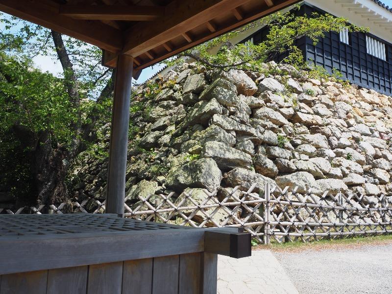 浜松城 天守曲輪 銀明水(井戸)