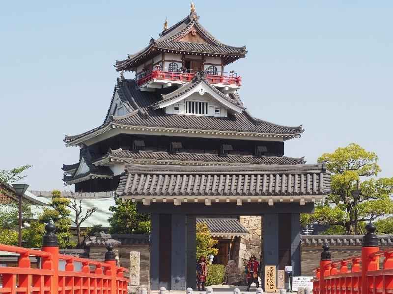 清洲城 天主閣