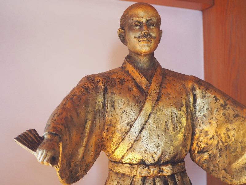 清洲城 天主閣 4階 出陣の舞